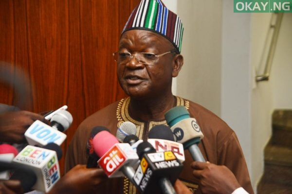 Photo of Ortom reveals plot to kidnap, kill him