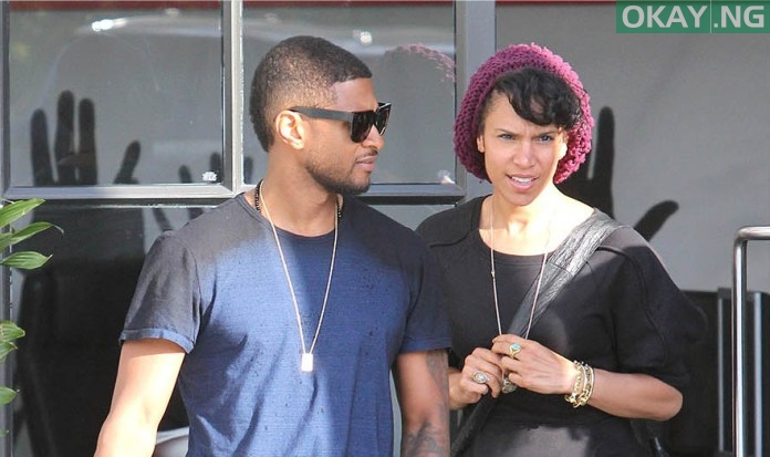Usher and Wife - Usher and Wife Grace Miguel Separate After Two Years of Marriage