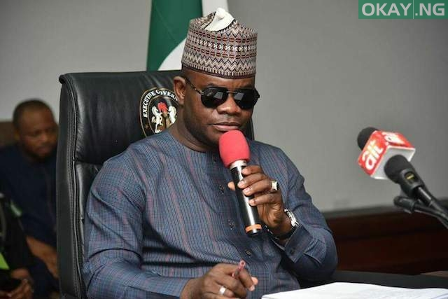 Yahaya Bello Kogi - Yahaya Bello mourns Dino Melaye's mother