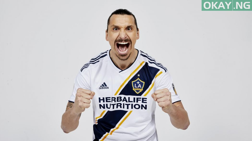 Photo of Zlatan Ibrahimovic Signs for Los Angeles Galaxy