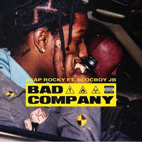 ASAP Rocky – Bad Company feat. Blocboy JB MP3 Download Audio