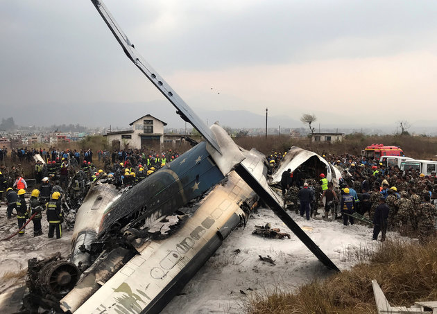 Photo of 49 People Dead As Bangladeshi Plane Crashes