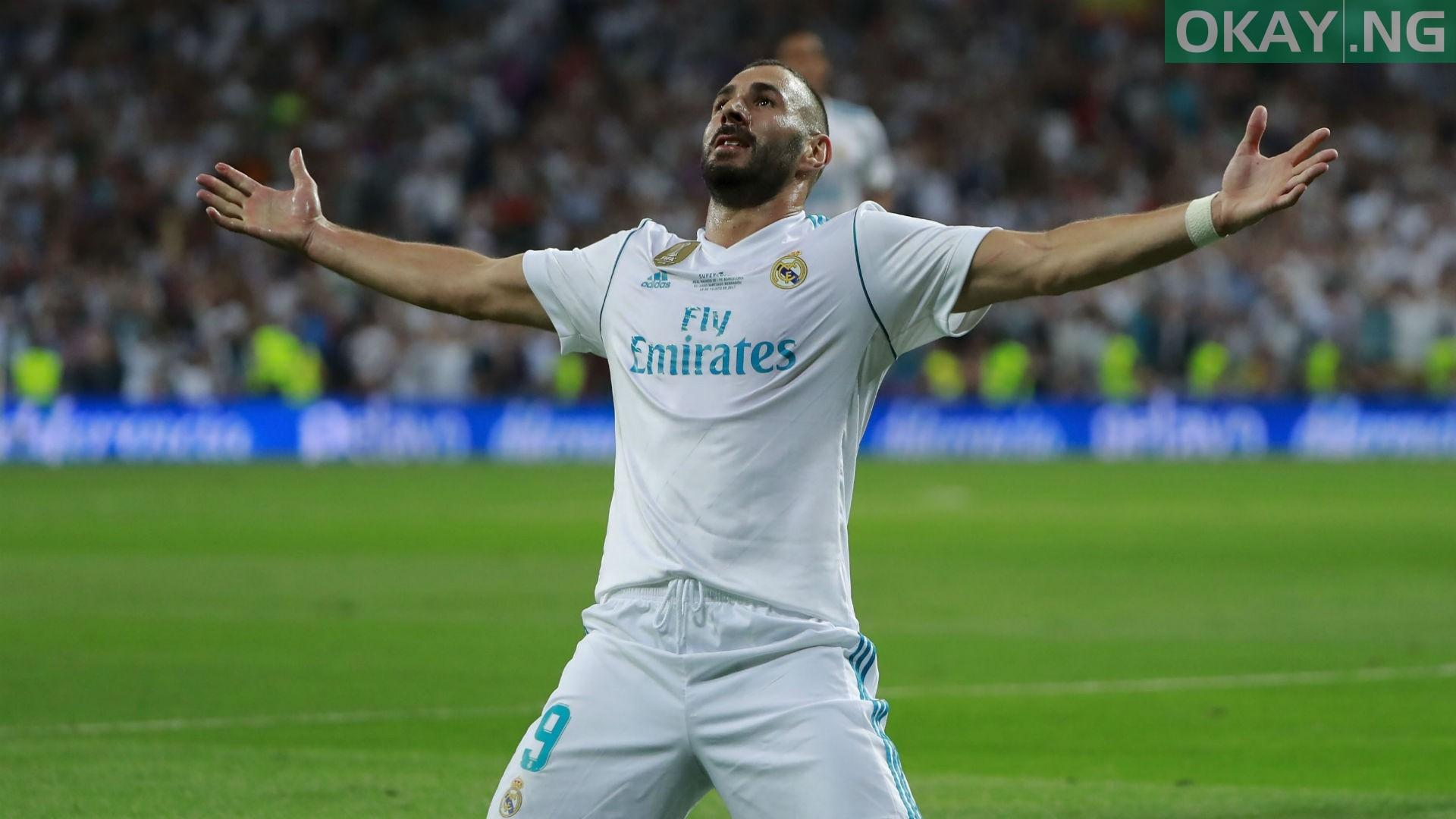 Las Palmas 0-3 Real Madrid (La Liga)