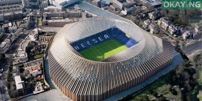 chelsea - Chelsea football club settle with family resisting Stamford bridge expansion