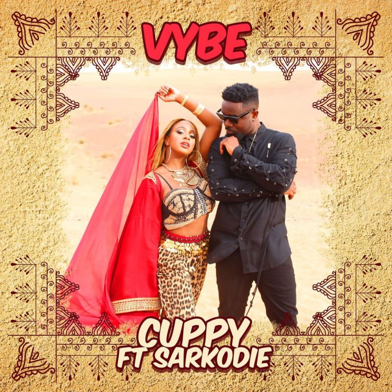 DJ Cuppy Vybe