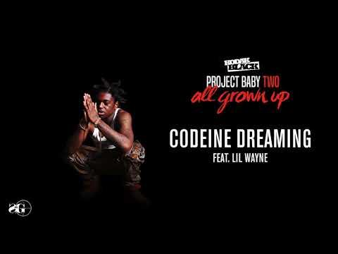 Kodak Black – Codeine Dreaming ft. Lil Wayne