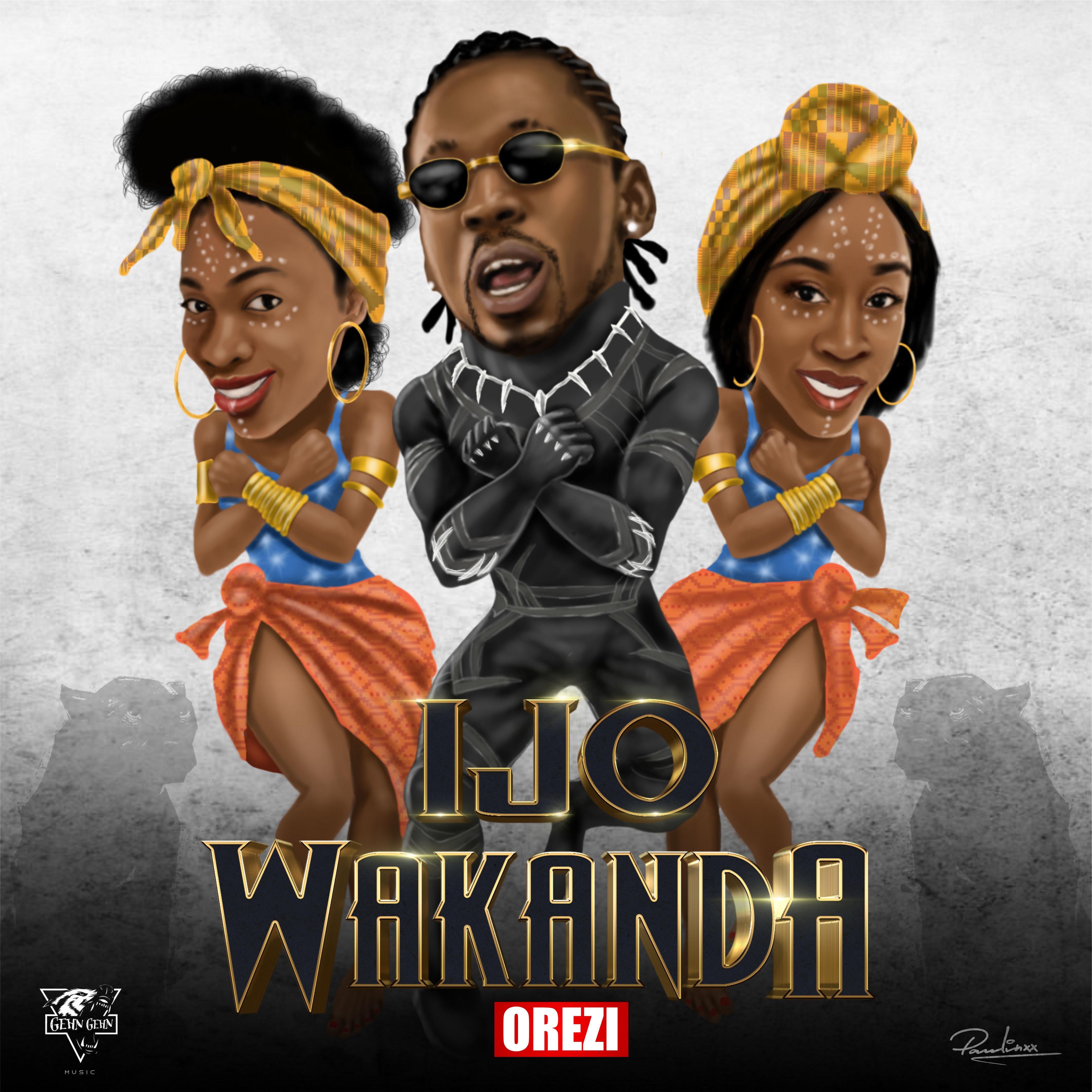 Orezi Ijo Wakanda