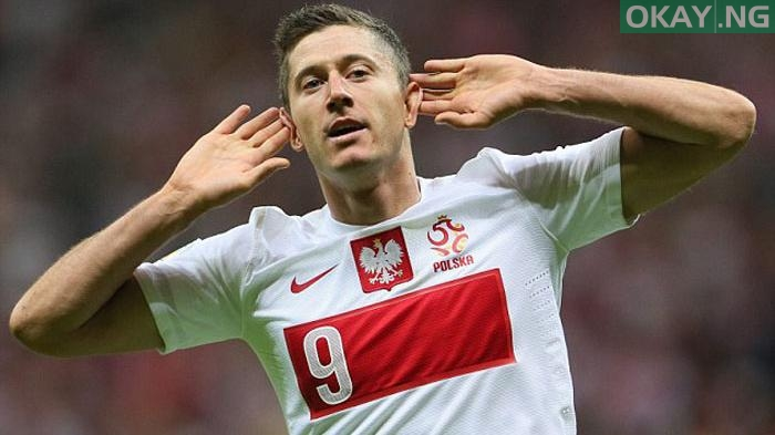Photo of Lewandowski speaks on facing Super Eagles of Nigeria