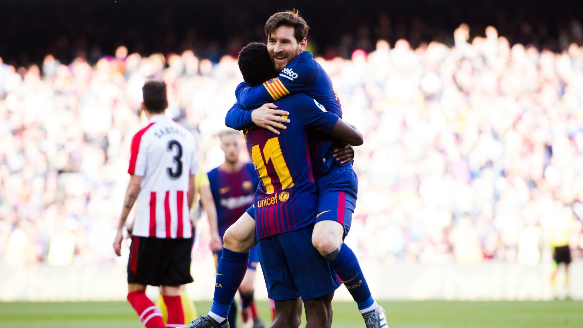lionelmessi cropped 1mde6j2sgbs9t1mccy2fl8jgvu - VIDEO: Barcelona 2-0 Athletic Bilbao (La Liga) Highlights