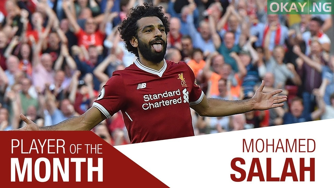 maxresdefault 1 - Mohamed Salah wins Player of the Month award for February
