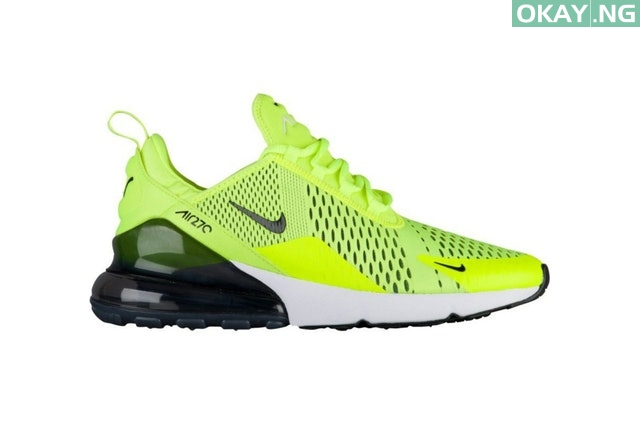 Photo of Nike Air Max 270 – Volt – UNVEILED!