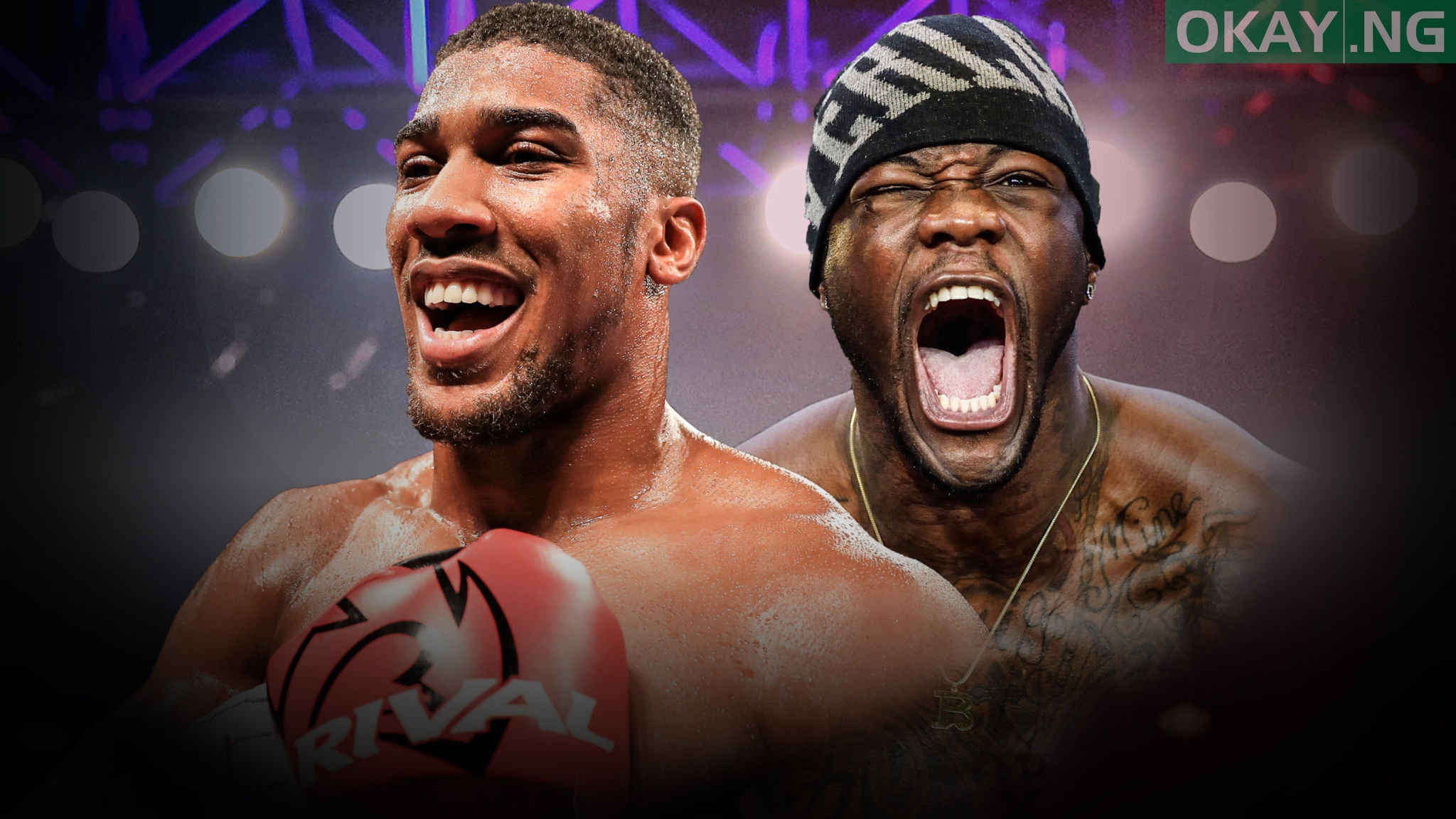 promo343992580 - Anthony Joshua would be happy to face Deontay Wilder next - Eddie Hearn