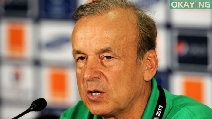 rohr 4 700x394 - Gernot Rohr speaks on Super Eagle Friendly game against Poland