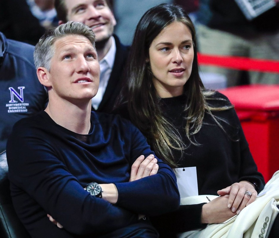 Photo of Schweinsteiger and His Partner, Ana Ivanovic Welcome First Child