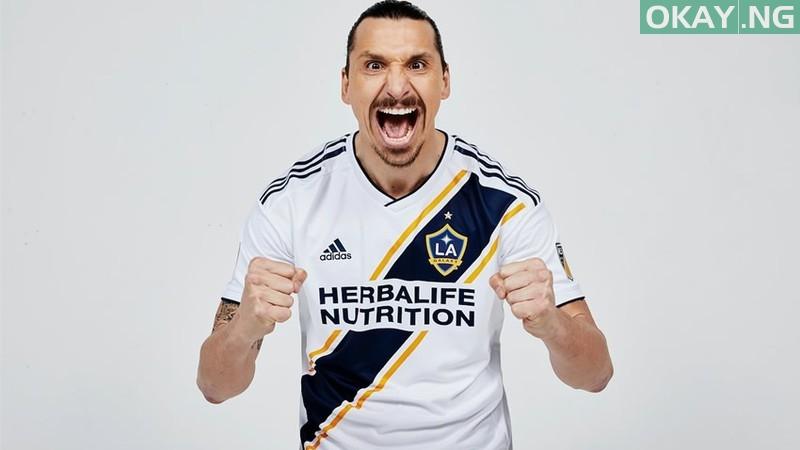 Photo of Zlatan Ibrahimovic's salary at LA Galaxy revealed