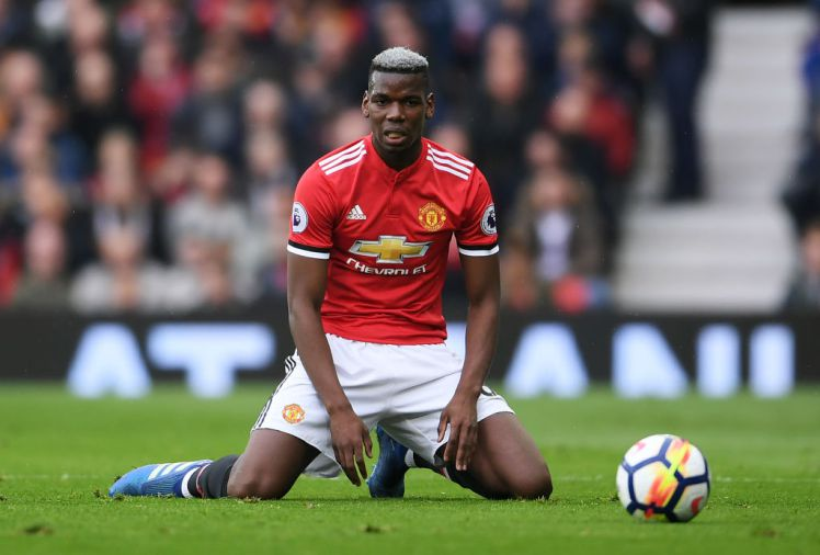 946548412 - Manchester United reveals Paul Pogba Transfer Amount
