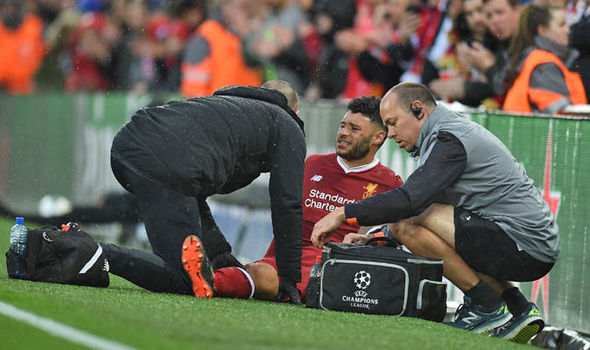 Photo of Oxlade-Chamberlain Ruled Out of World Cup After Knee Injury