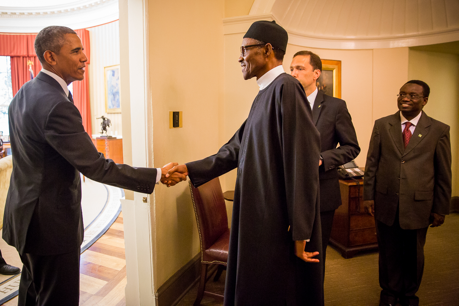 Photo of Obama Failed to Help Nigeria In Its Fight Against Boko Haram – Presidency