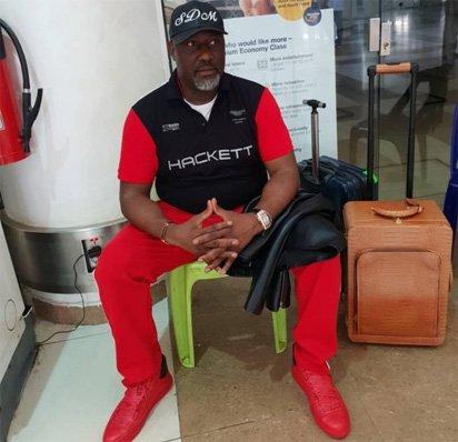 Photo of Police Move Senator Dino Melaye to Lokoja