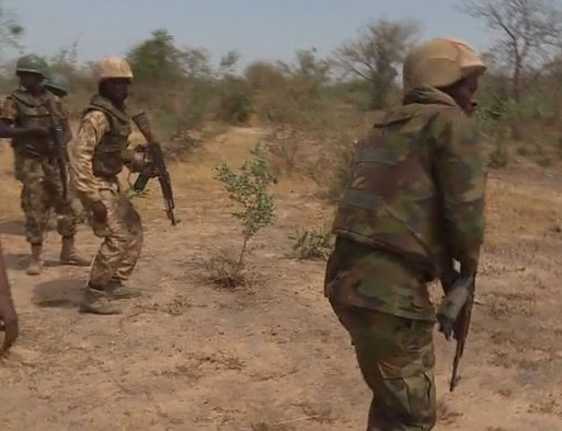 Photo of Nigerian Army: Troops kill 20 Boko Haram terrorists in battle, 9 soldiers injured