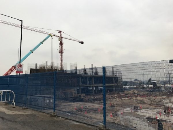 Oshodi 1 - Oshodi Transport Terminals to be Ready by October