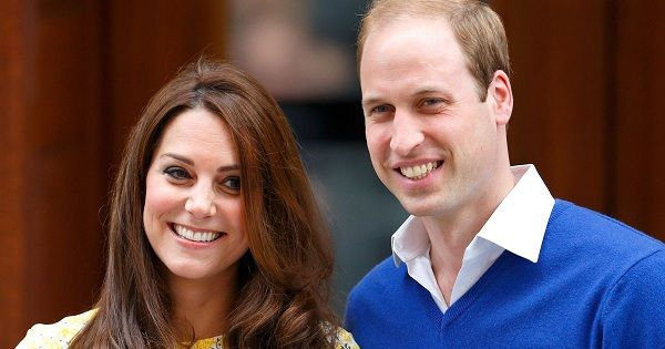 Prince William and Kate Middleton - Prince William And Kate Middleton Welcome Third Child
