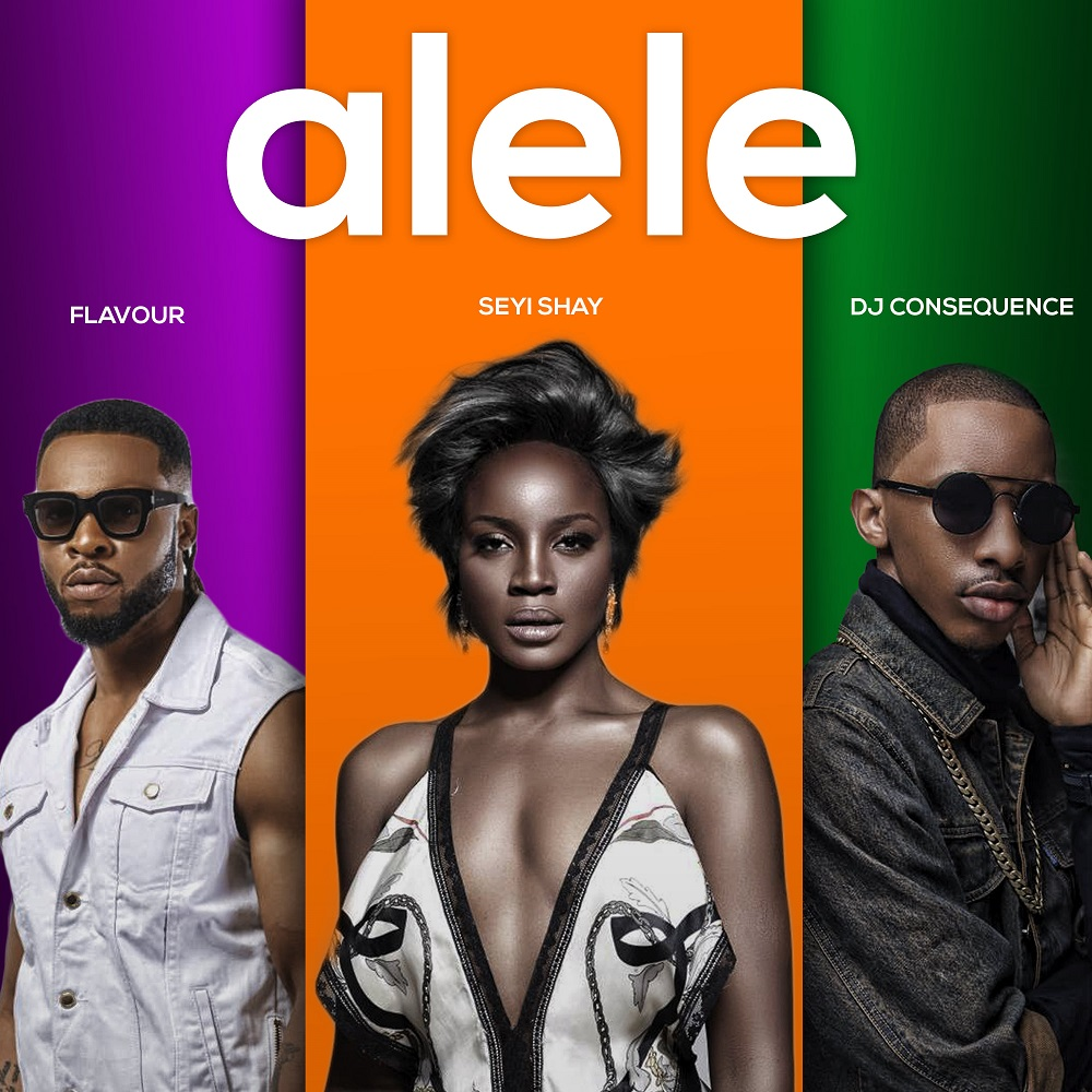 Seyi Shay   Alele  ART  - MUSIC: Seyi Shay - Alele ft. Flavour & DJ Consequence