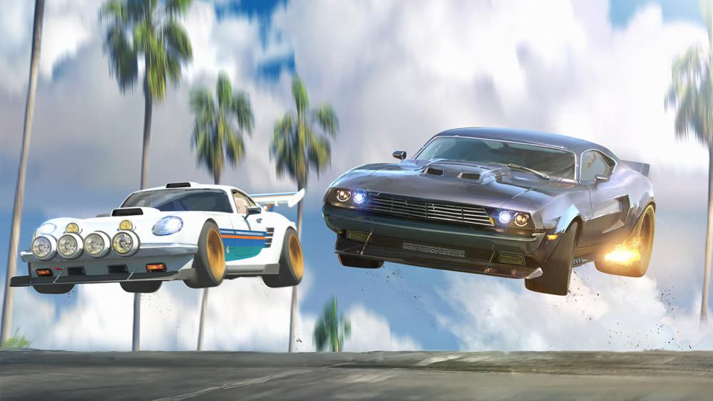 fast furious animated series - Animated Series of 'Fast and Furious' Set to Hit Netflix
