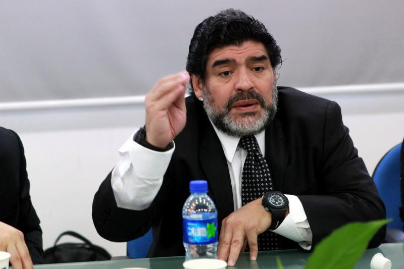 Photo of Diego Maradona Gets Job to Coach Mexican Second-division Side