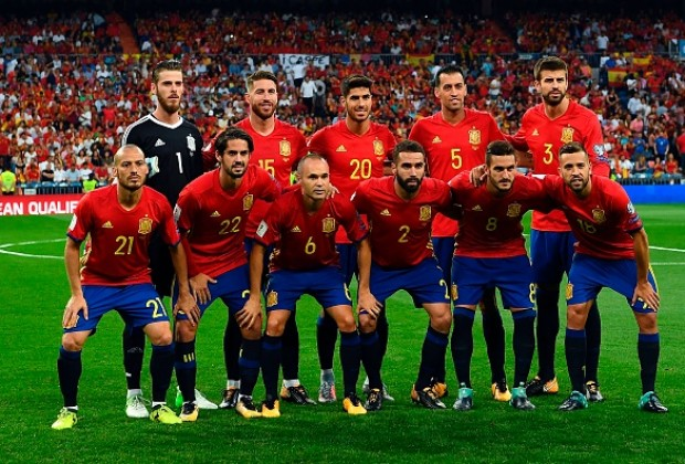 1506675185 428fc - Morata, Fabregas, Alonso Left Out Of Spain Squad For World Cup