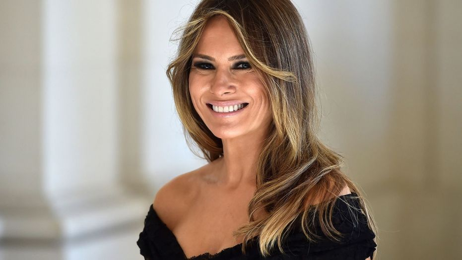1510157192176 - US First Lady Melania Trump Undergoes Kidney Surgery At Walter Reed Medical Center Washington DC