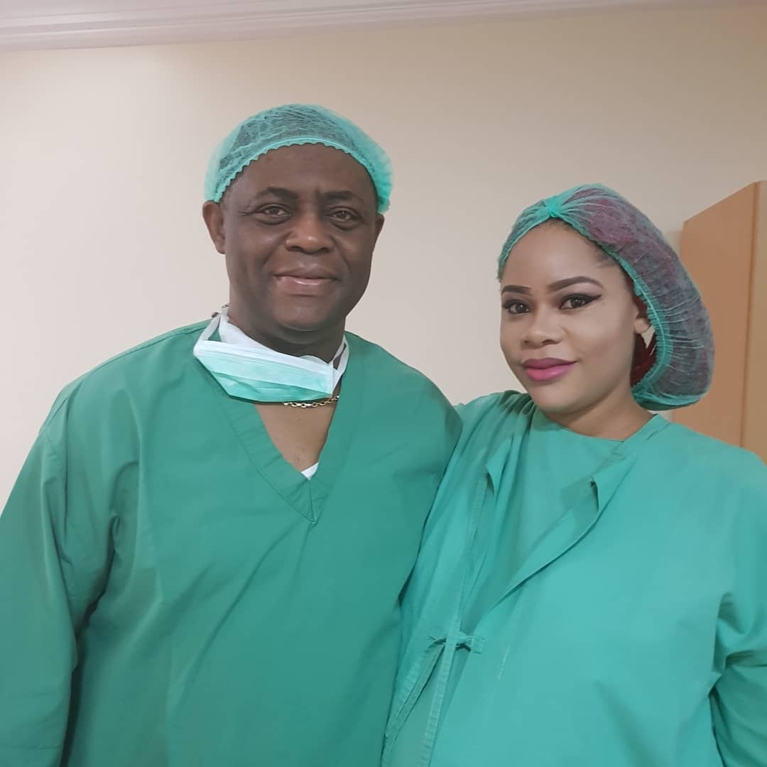 32054015 168752493806297 7426459974789758976 n - Femi Fani-Kayode Welcomes Triplets with His Wife