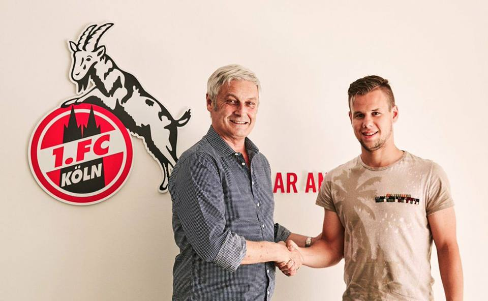 Photo of Transfer News: Austrian winger Louis Schaub joins FC Koln from Rapid Vienna