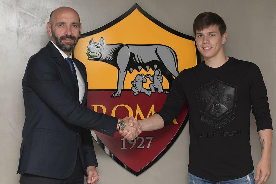 Photo of Transfer News: Ante Ćorić Joins AS Roma from GNK Dinamo