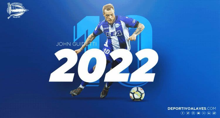 Photo of Transfer News: John Guidetti Joins Alaves from Celta Vigo