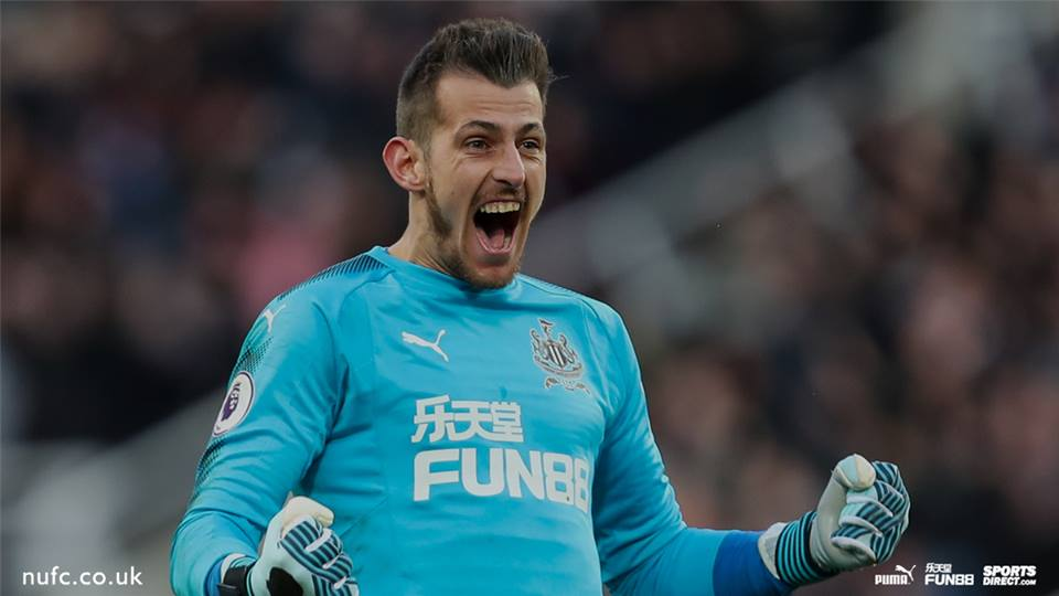 33901231 2059090577451633 5967845877992128512 n - Transfer News: Newcastle Sign Martin Dúbravka from Sparta Prague