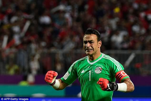 5afaaba8337d7 - Essam al-Hadary Set To Become The Oldest Footballer To Play In A World Cup match