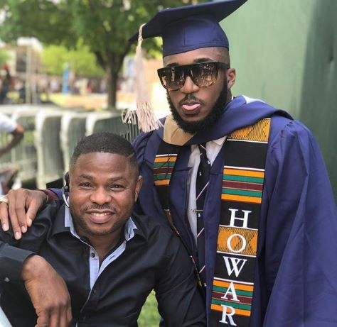 Photo of PHOTOS: Yinka Ayefele's Handsome Son, Bola Graduates From Howard University