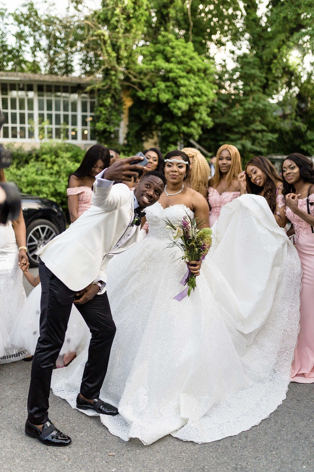5afbbf5e729e1 - Photos From Kenneth Omeruo's White Wedding In Istanbul, Turkey