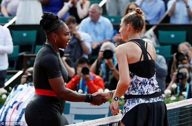 Photo of French Open 2018: Serena Williams defeats Kristyna Pliskova in First Round