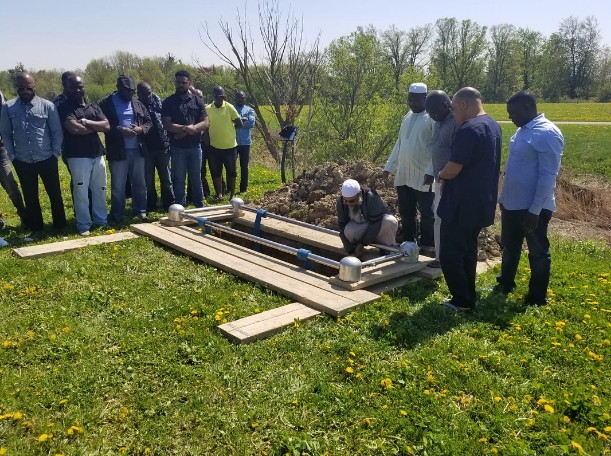 """Photo of PHOTOS: Aisha Abimbola """"Omoge Campus"""" Finally Laid to Rest In Canada"""