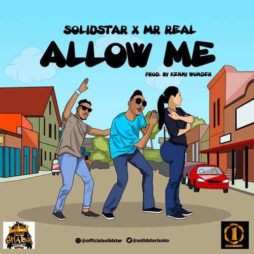 Photo of MUSIC: Solidstar – Allow Me ft Mr Real