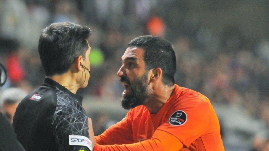 Photo of Arda Turan Gets 16-Games Ban After Attacking Referee