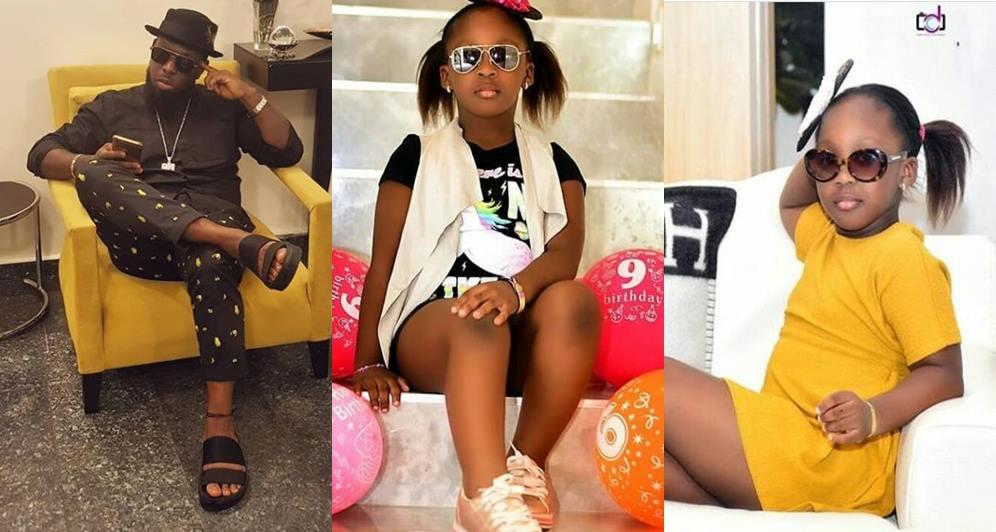 Capture1 tile 32 - Photos: Timaya Celebrate His Daughter Emma