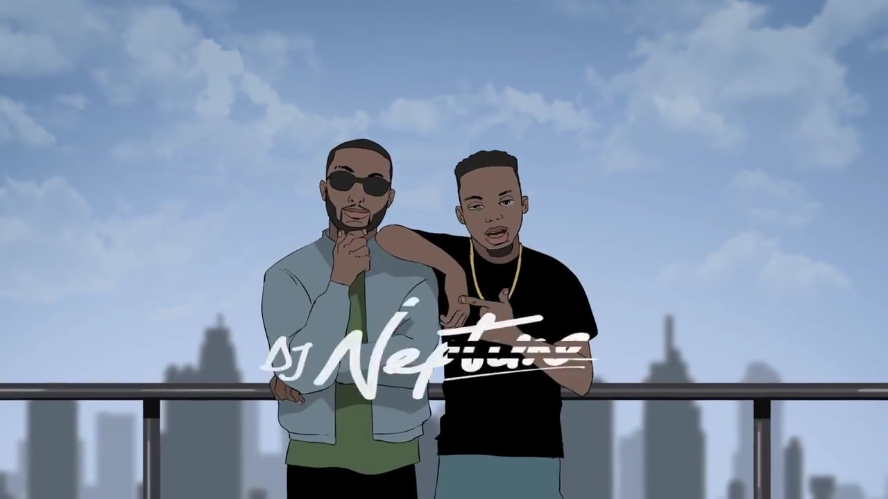 Photo of VIDEO: DJ Neptune – Shawa Shawa ft. Larry Gaaga, Olamide, CDQ & Slimcase
