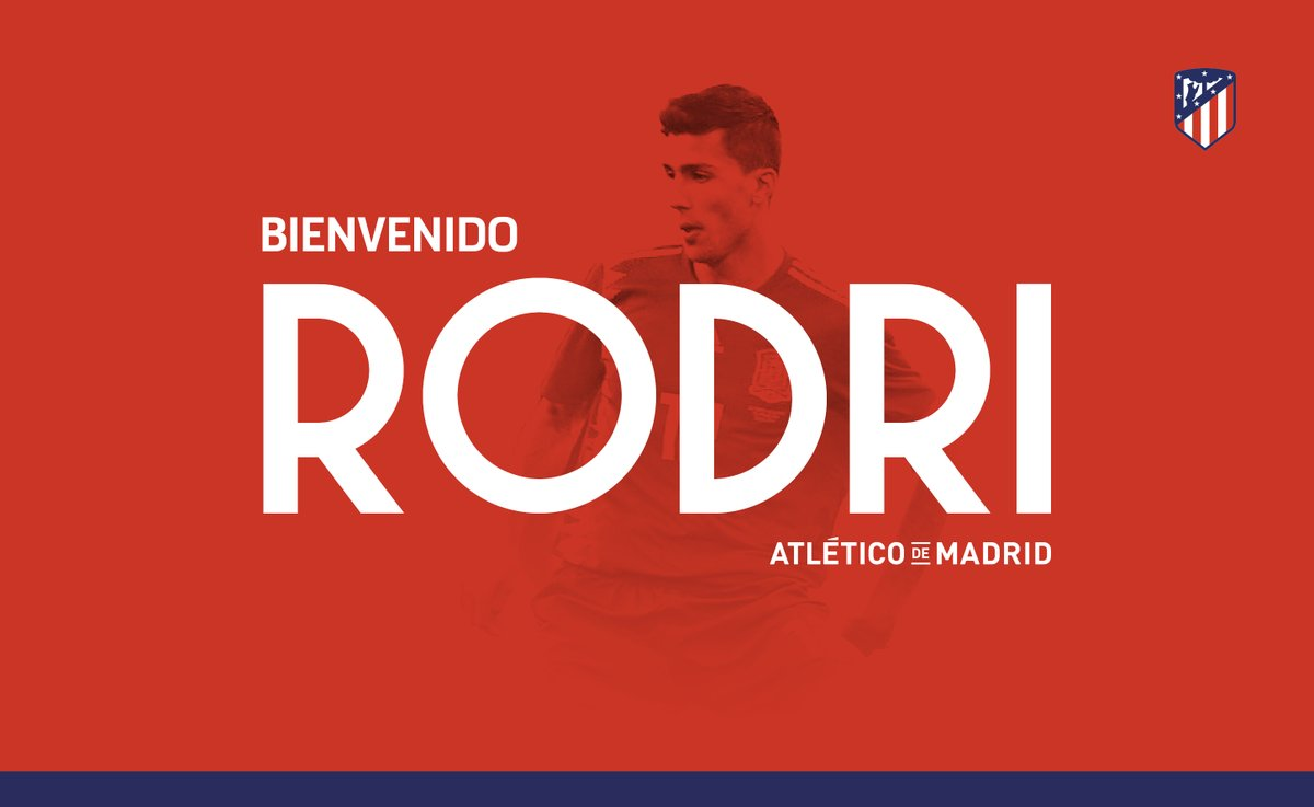 Photo of Transfer News: Spanish midfielder Rodri Joins Atlético Madrid from Villarreal