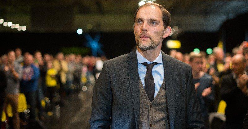 DdKy5GbXkAAGWu4 - Thomas Tuchel Named As PSG Head Coach On A Two Years Deal