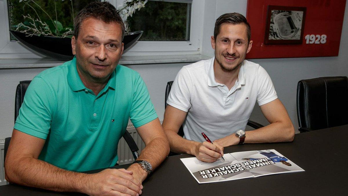 DeYnfnNWkAM0k9r - Transfer News: Steven Skrzybski Joins Schalke from Union Berlin