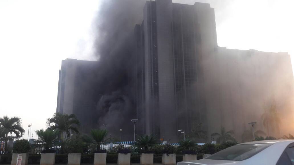 Photo of UPDATE! CBN Reacts to Fire Outbreak at Headquarters In Abuja