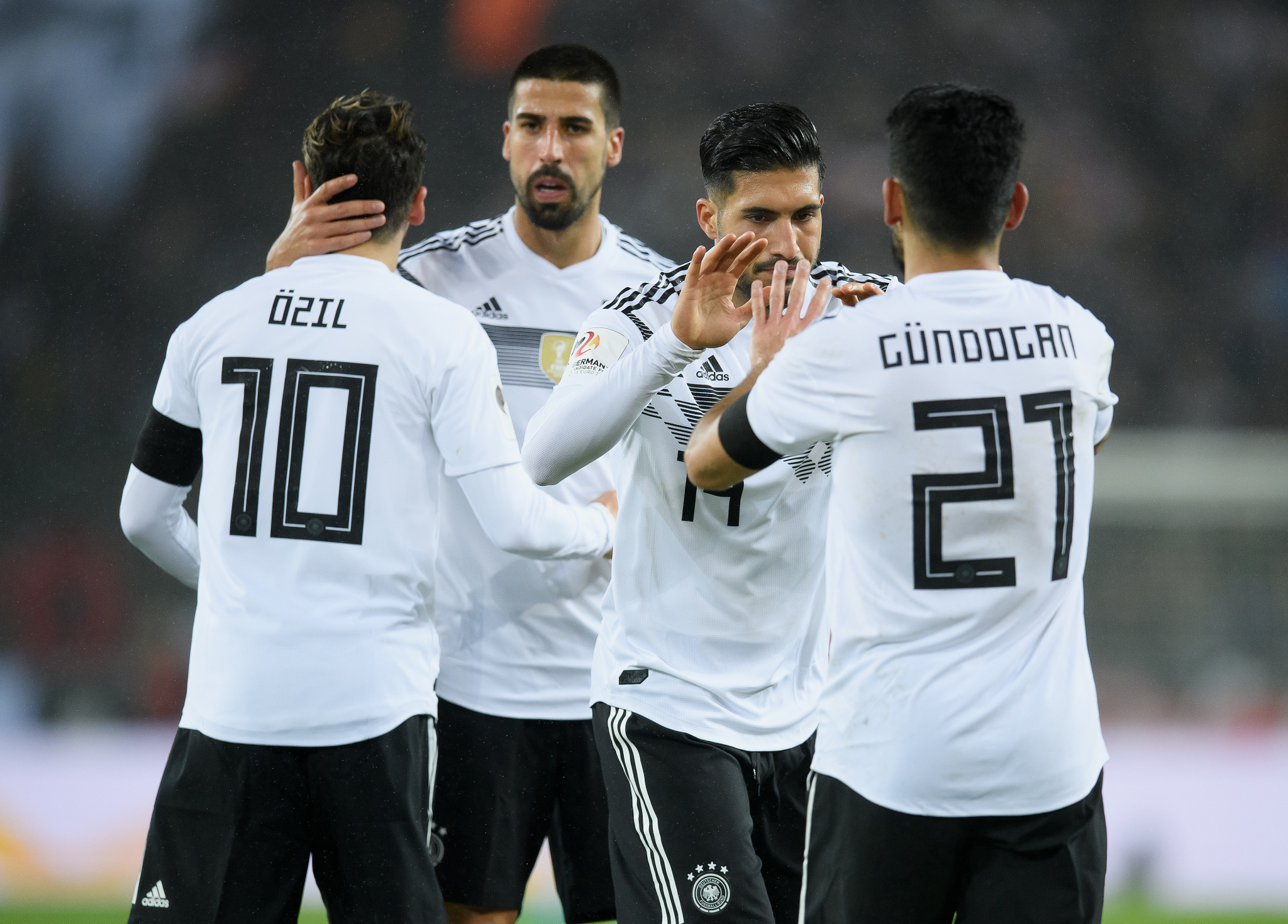 GettyImages 874470554 - Neuer, Rudiger, Ozil Named In Germany's 27 Man Provisional World Cup Squad